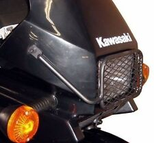 NEW Moose Racing Headlight Guard Black 87-07 Kawasaki KLR650 FREE SHIP USA MADE