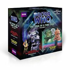 Doctor Who: The Trial Of A Time Lord Vol. 1 (Dr Who) Audio CD – Audiobook, CDs