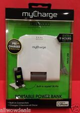 MyCharge Trek 2000 Rechargeable Power Bank Charger for Android, iPod and iPhone