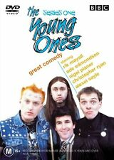 The Young Ones Complete Series 1 Classic British TV Region 4 DVD VGC