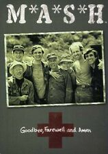 M*A*S*H: Goodbye, Farewell, And Amen [3 Discs] (2008, REGION 1 DVD New)