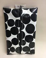 Wet wipe case,Wet wipes pouch,,Baby wipe pouch,Baby shower gift,Black and white