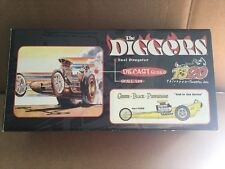 """1320 """"The Diggers"""" Fuel Dragster Die Cast"""