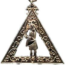 York Rite Royal Arch Captain Of Host Officers Collar Jewel