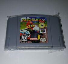 Mario Kart 64 (Nintendo 64, 1997) Retro