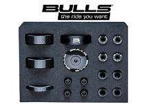 Bulls Bling Box schwarz Tunningparts Carbon Spacer / kettenballtschraube  Ahead