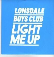 (DA603) Lonsdale Boys Club, Light Me Up - 2012 DJ CD