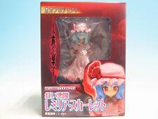 Touhou Project The Scarlet Devil Remilia Scarlet PVC Figure Griffon Enterprise