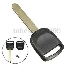 Replacement Uncut Blade Key Case & Transponder Ignition 46 Chip For 46 HO03-PT