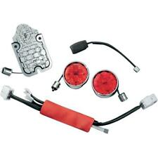 Kuryakyn - 5414 - Unicea LED Tombstone Taillight and Turn Signal Kit,