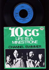 10CC - Life is a Minestrone - Channel Swimmer - BELGIUM