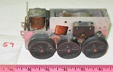 Lionel Parts - Steam Engine Motor with E-unit and Mag Wheels
