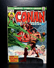 COMICS: Marvel: Conan the Barbarian #37 (1974), 1st Juma app/Neal Adams art