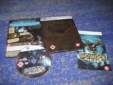 BioShock Steelbook Edition PC kpl. deutsch mit Handbuch