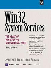 Win32 System Services: The Heart of Windows 98 and Windows 2000 (3rd Edition), M