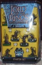The Lord of the Rings Tradeable Miniatures Game Starter Set  (Sabertooth Games)