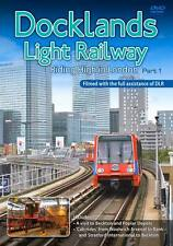 Docklands Light Railway: Riding High in London - Part 1 *DVD (Cab Ride)