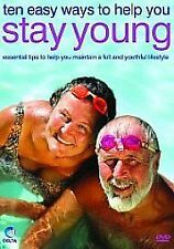 Ten Easy Ways To Help You Stay Young (NEW & SEALED) Free Post Fast Dispatch