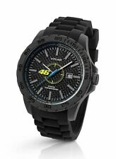 TW Steel VR|46 Valentino Rossi 40mm Black Strap Watch VR7