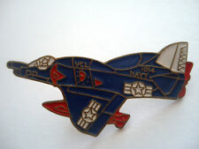 PINS RARE NAVY 1094 AIR FORCE AVION CHASSE ARMEE MILITAIRE MILITARY AIRCRAFT