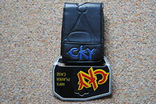 CKY EMBOSSED LOGO MP3 PLAYER CASE NEW OFFICIAL JACKASS VOLUME 1 MAGERA