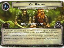 Lord of the Rings LCG - 1x ORC Hunting #066 - The Road incallito