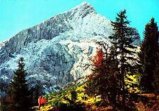 Garmisch-Partenkirchen , Blick auf die Alpspitze, Ansichtskarte