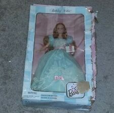 Barbie Doll Birthday Wishes Collector Edition 1999 Box In Bad Shape New