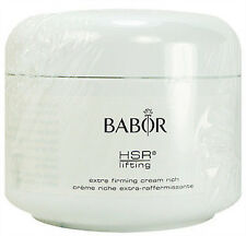 Babor Hsr Lifting Cream Rich 200ml Prof Brand New