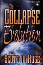 The Collapse of Evolution by Scott M. Huse (1997, Paperback, Revised)