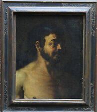 OLD MASTER ITALIAN c1660 OIL PAINTING TITIAN RELIGIOUS PORTRAIT ART DUTCH