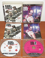 Kane & Lynch Collection (1 Dead Men, 2 Dogs Days) PlayStation 3 PS3, Pal-España