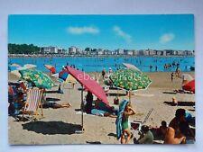 CAORLE Spiaggia levante Venezia vecchia cartolina