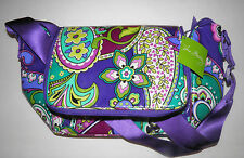 Vera Bradley HEATHER Stay Cooler Lunch Bag Tote or SLR   NWT Insulated
