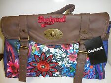 Desigual Authentic Bols Malet Wonderland Medium Size Handbag