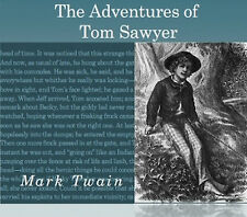 The Adventures of Tom Sawyer & Huckleberry Finn Audio Book Collection - DVD Rom