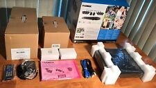 Lorex LHD818 HD 720p 8 Security Camera System 8 Channel - 1TB