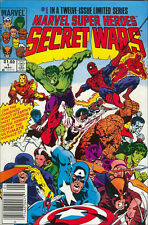 Marvel  Secret Wars #1 Comic Book   FRIDGE MAGNET   Mancave  Wall Decor