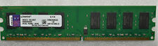 2 GB 1X2 GB Kingston KVR667D2N5 DDR2-667 PC2-5300 U DIMM 240-pin RAM Module