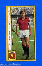 Nuova - CALCIATORI PANINI 1969-70 - Figurina-Sticker - FERRINI - TORINO -New