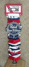 PABST BLUE RIBBON PBR CASSETTE BOOMBOX FIGURAL BEER TAP HANDLE RARE