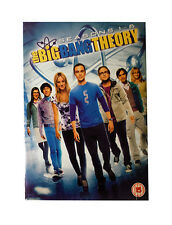 Big Bang Theory Complete Series 1-6 DVD Box Set Season 1 2 3 4 5 6 Brand New UK