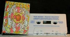 The Seers Peace Crazies 12 track CASSETTE TAPE