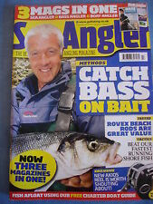 Sea Angler Magazine Issue 455 - Catch Bass on bait