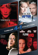 4-In-1 Thriller Collection: Veronica Guerin/Before and After/Playing God/The...