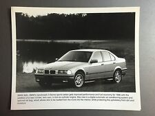 1996 BMW 328i Coupe Factory Press Photo, Foto RARE!! Awesome L@@K