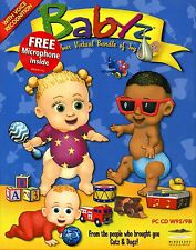 Babyz pc game 1999-you are virtual bundle of joy