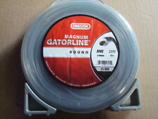 Oregon Heady Duty # 95 Trimmer Magnum Gatorline ROUND Gator Line 288 Ft,  Echo