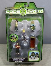 NEW Code Lyoko Episode 33: Final Mix The Lab Battle Scene 2006 Marvel SEALED