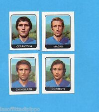 FIGURINA PANINI 1972/73-n.438- CERANTOLA-MAGNI-CHINELLATO-CORRENTI-COMO-Rec